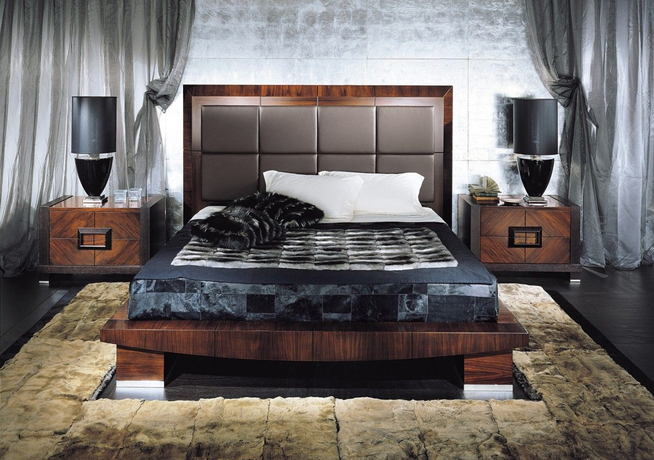 Paradiso Cal King Bed Modern Bedroom Imported Furniture Cal King Bedding Bedroom Furniture Beds Bed
