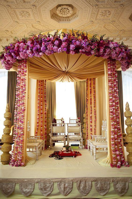 indian wedding decorations 9