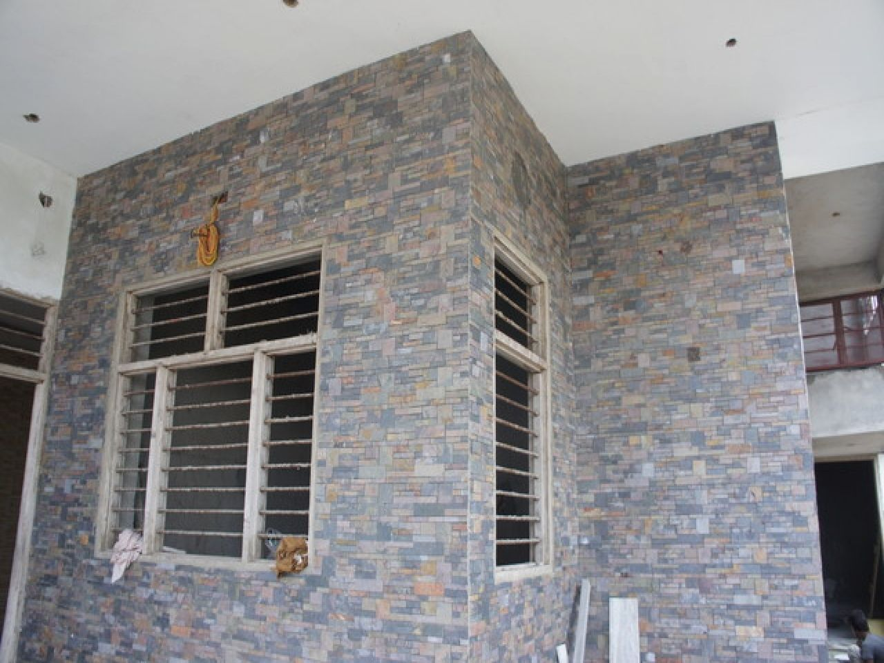 Exterior wall tiles designs houses also cladding rh in pinterest