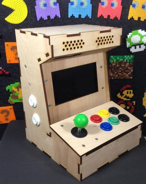 Fantastic retropie game stations you can build this