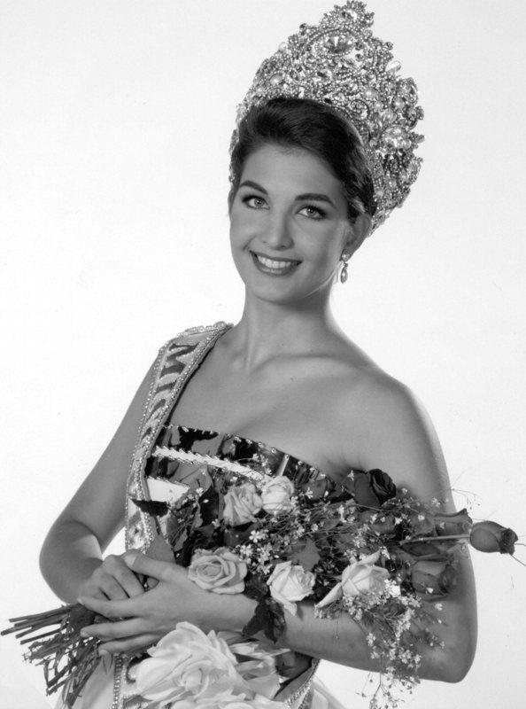Pin On 60 Años Del Miss Venezuela