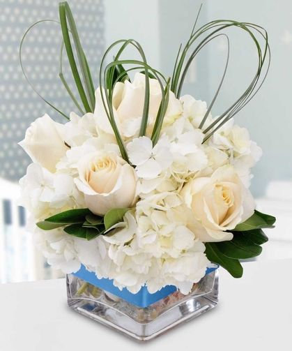 Baby Boy Welcome New Baby Flowers Flower Arrangements Floral