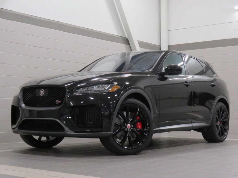 10 Picture 2020 Black Jaguar Suv in 2020 Jaguar suv