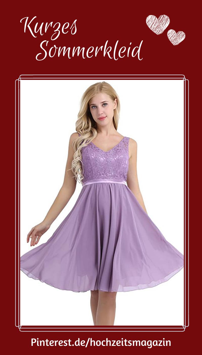Kurzes Brautjungfernkleid ohne Arm mit toller Spitzenapplikation