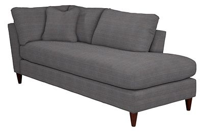 Tribeca Premier Left-Arm Sitting Chaise by La-Z-Boy