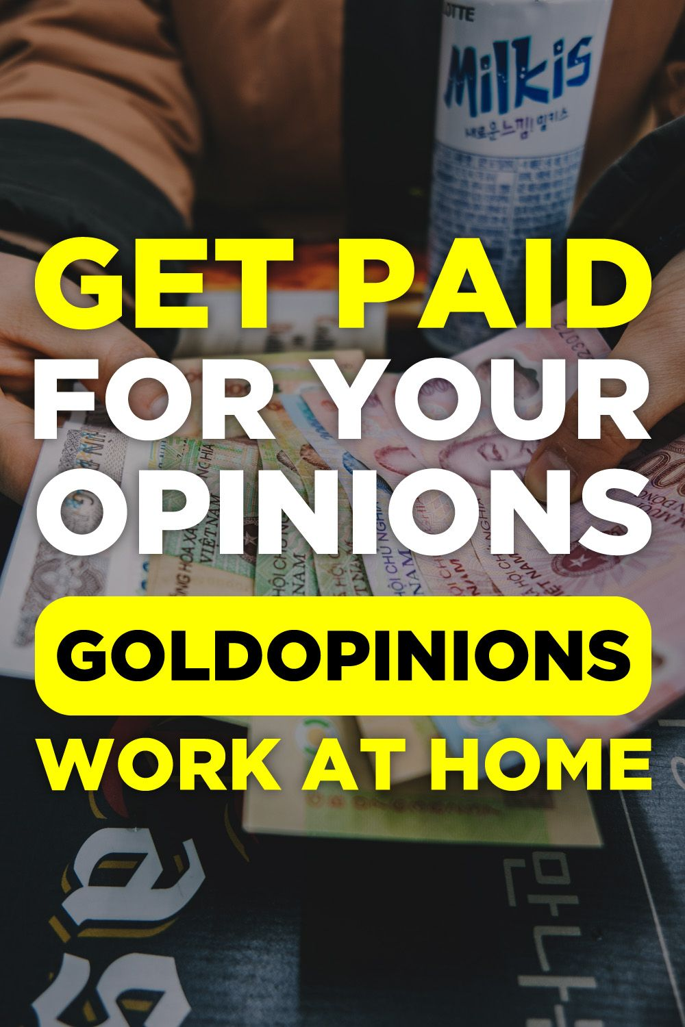Earn 5 for 10 Minute Survey, GoldOpinions Online