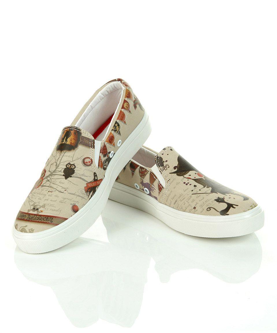 Strange Love Slip on Sneakers Shoes VN4902