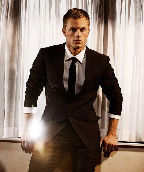 Sebastian Larsson Gentlemen Prefer Blondes Celebrities Hotties