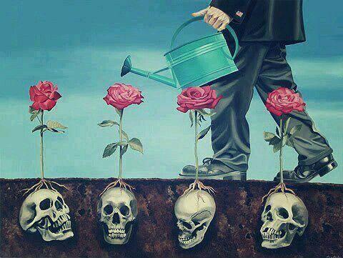Fina Rose de la muerte