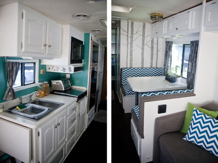 Rv Renovation Rv Motorhome Interior Remodel Not All Those Who Wander Camping