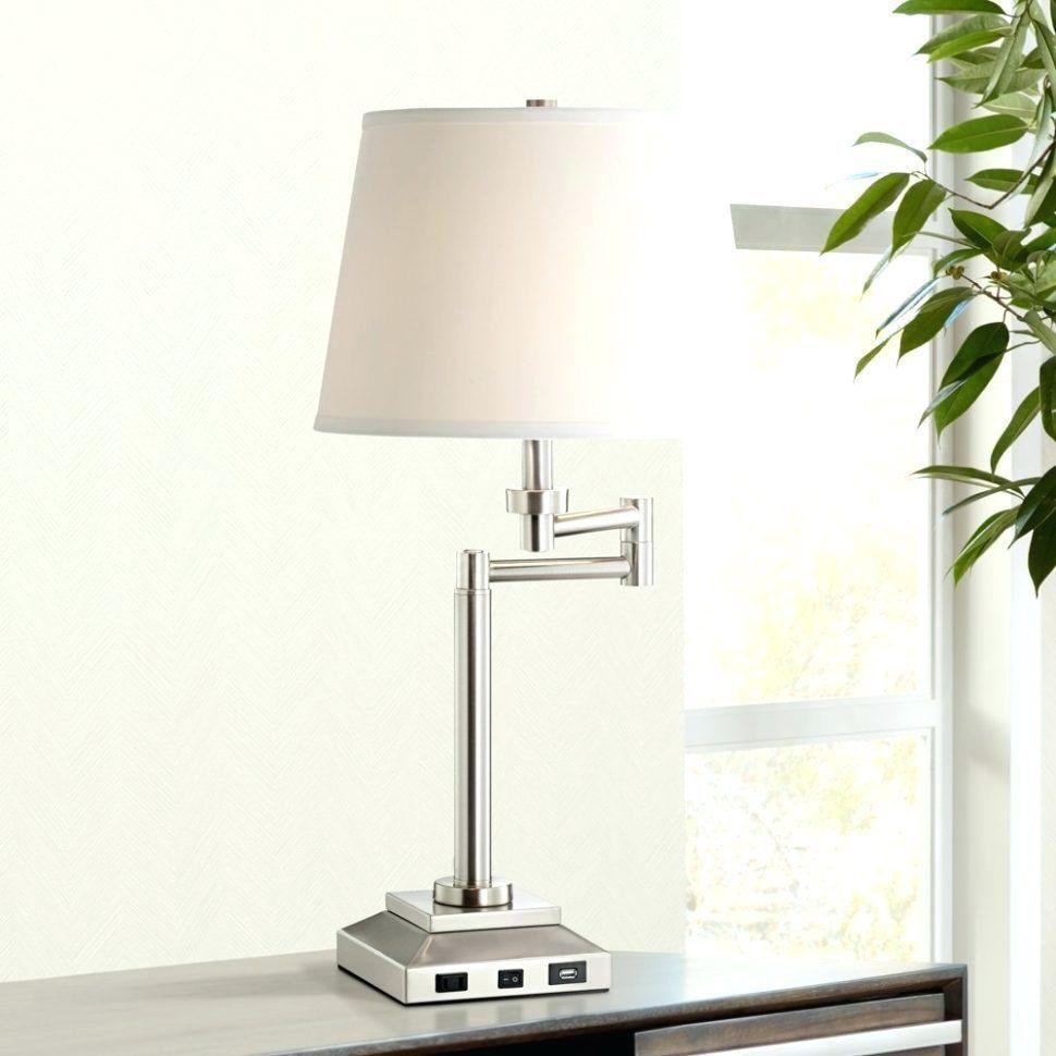 Nachttisch Lampe Mit Usb Anschluss Mit Moderne Nachttische Konnen Sie Ein Stuck Von Mobeln Die Frames Ihr Modern Schreibtischlampe Lampe Schlafzimmer Lampe