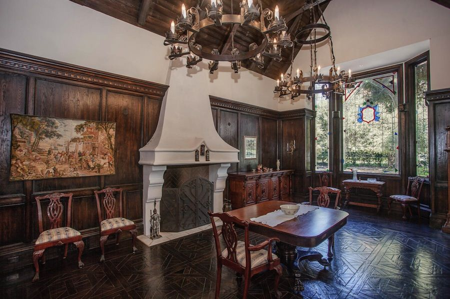 Tudor Style Interior Design