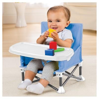 Best Summer Infant Pop N Sit Portable Booster Seat Blue 400 x 300