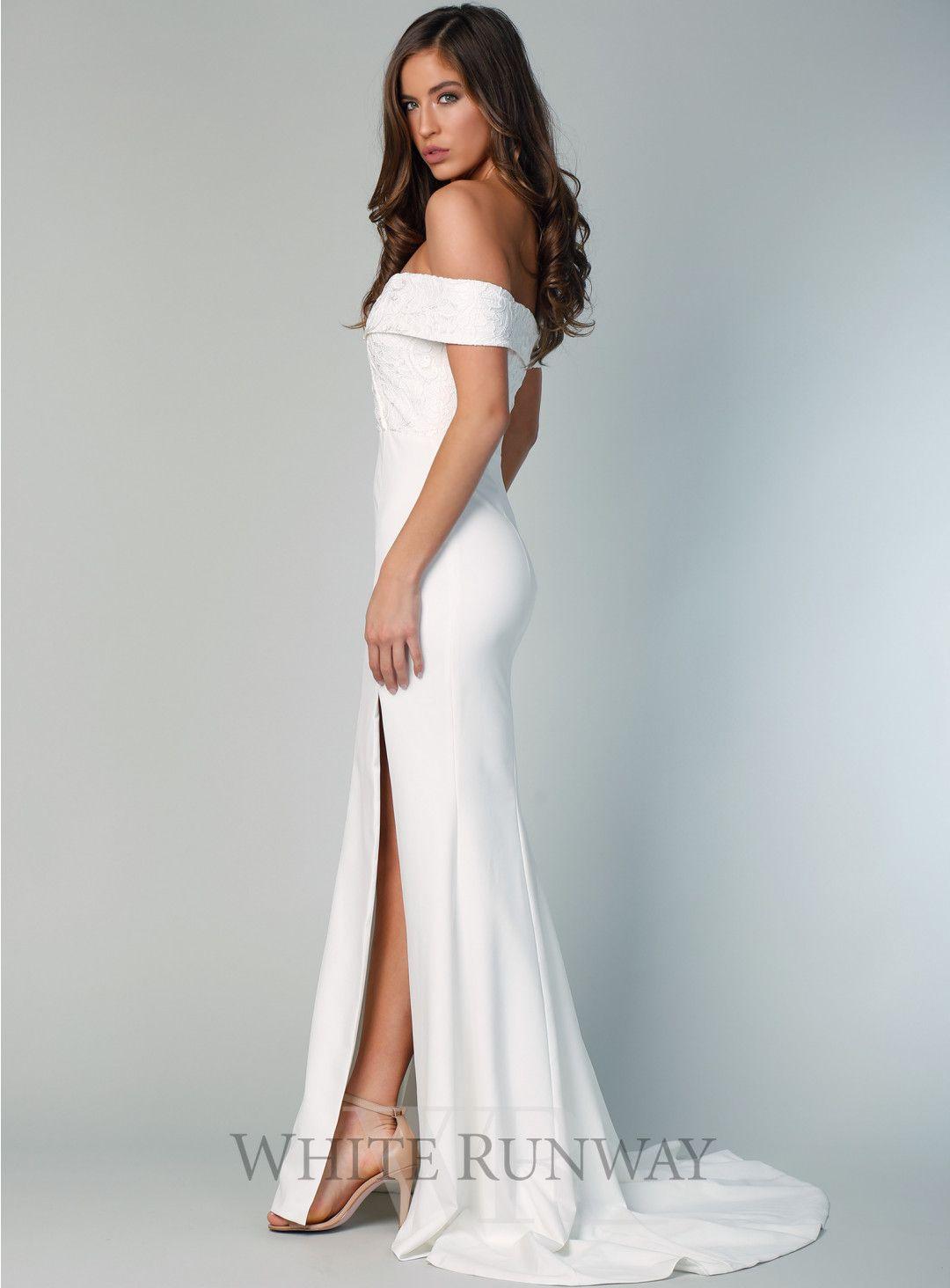6e26e1b702 san francisco 5b9bd c4dda matea gown a stunning full length dress by ...