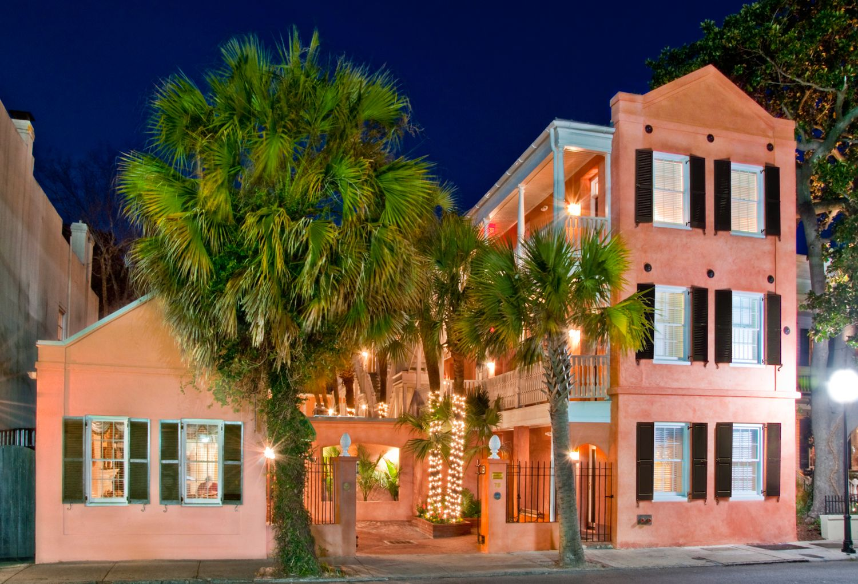 Elliott House Inn Charleston hotels, Boutique hotel