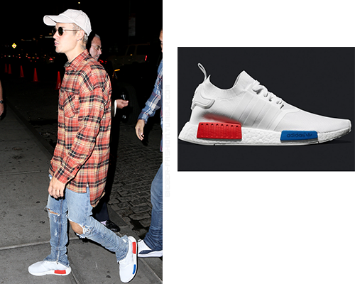 cad5c9c81f188 Adidas NMD R1 Primekit OG in White - Not Available