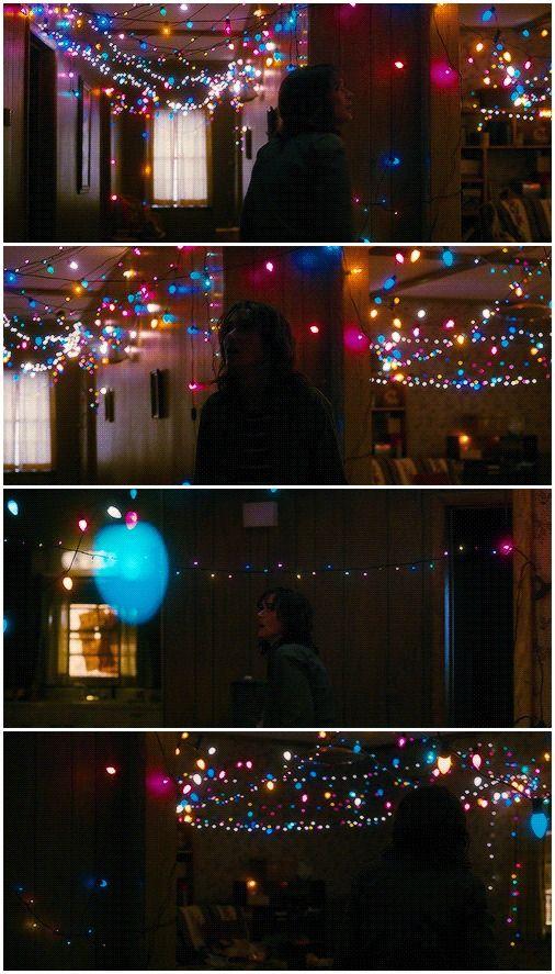 Stranger Things Christmas Lights.Stranger Things Cinematography Stranger Things Christmas