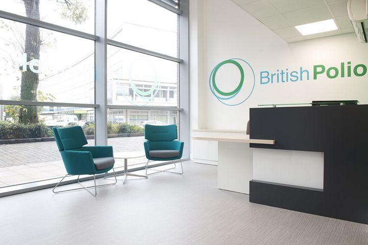 British Polio Fellowship Office By Woodhouse Workspace, Watford U2013 UK »  Retail Design Blog