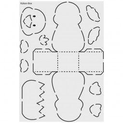 Design Schablonen Grusskartengestaltung Bastelbedarf Kuken Basteln Laterne Basteln Vorlagen Basteln Anleitung