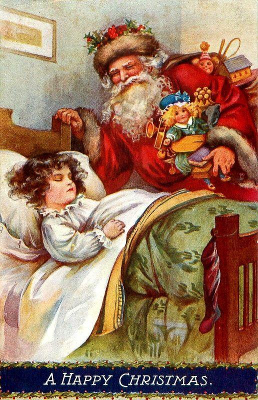 Ada Leonora Bowley - Vintage Christmas - Source: madamkartinki.blogspot.gr