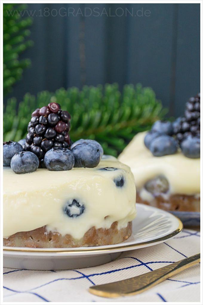 Rezept Spekulatius Käsekuchen - Dessert weiße Schokolade ...