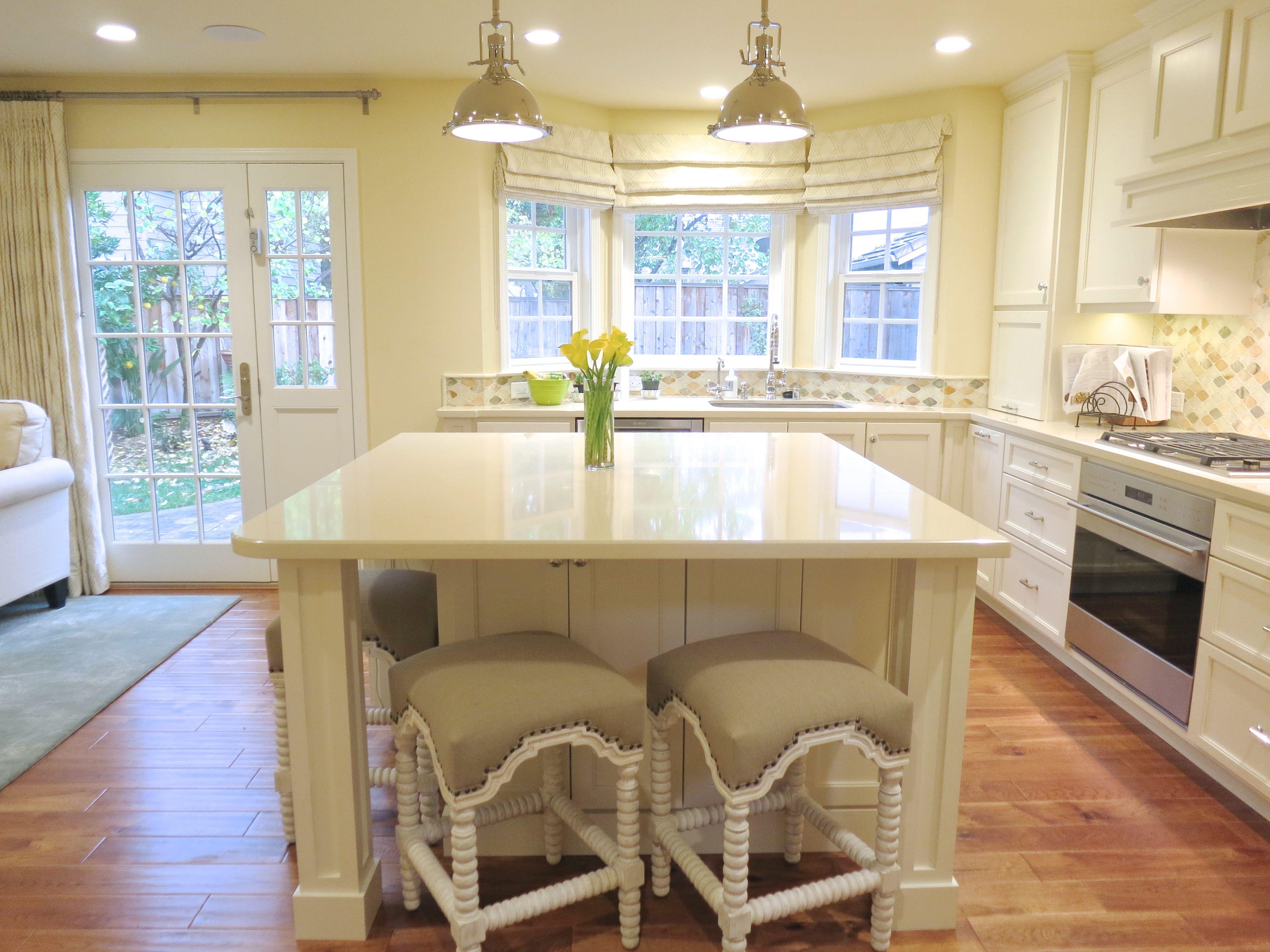 San Jose Kitchen Remodel. Designed by Katelyn Gilmour at Case Design ...