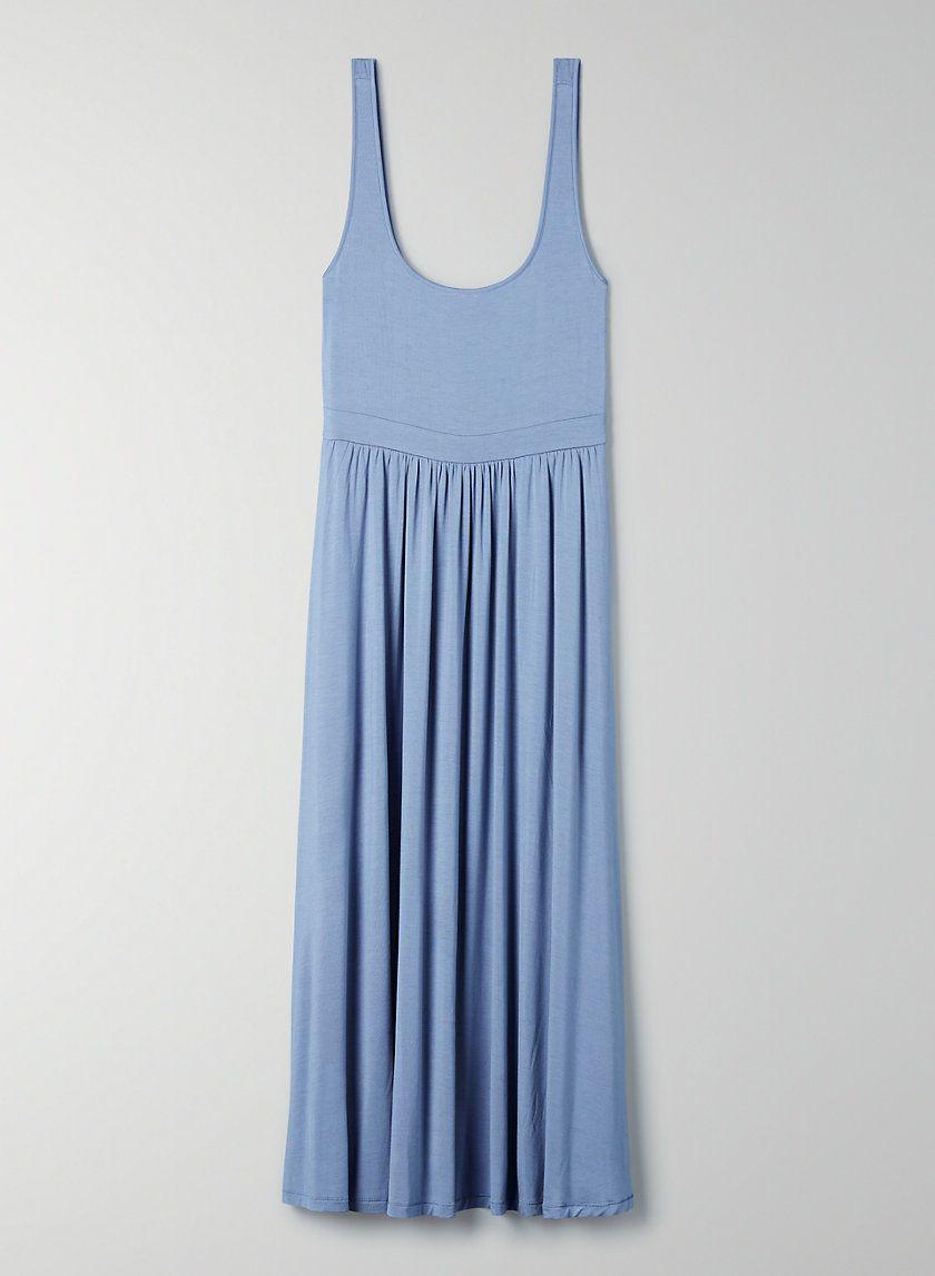 Assonance Dress Dresses Tank Top Fashion Sleeveless Dress [ 1147 x 840 Pixel ]