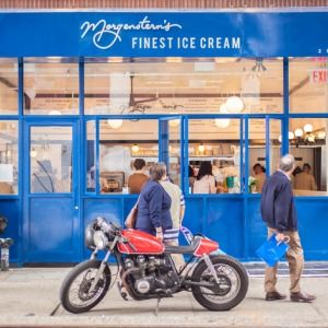 Handcrafted & Top Secret Ice Cream - NYC's secret swirlls at Morgenstern's Finest Ice Cream