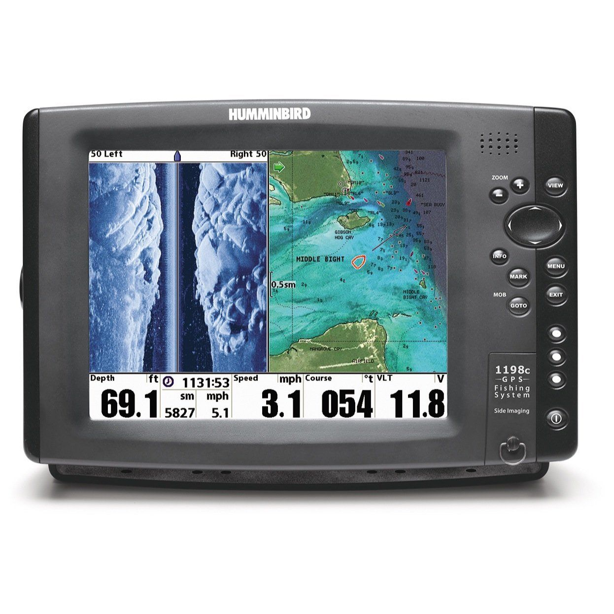 Best fishfinder gps combo reviews best fishfinder gps for Fish finder reviews