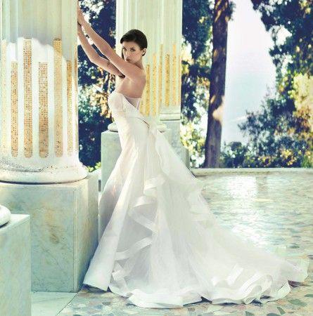 Свадебные платья Alessandro Angelozzi Couture 2014