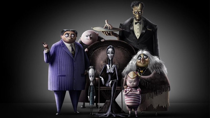 Musicals Are Rad Addams Family Movie Family Movies Addams Family