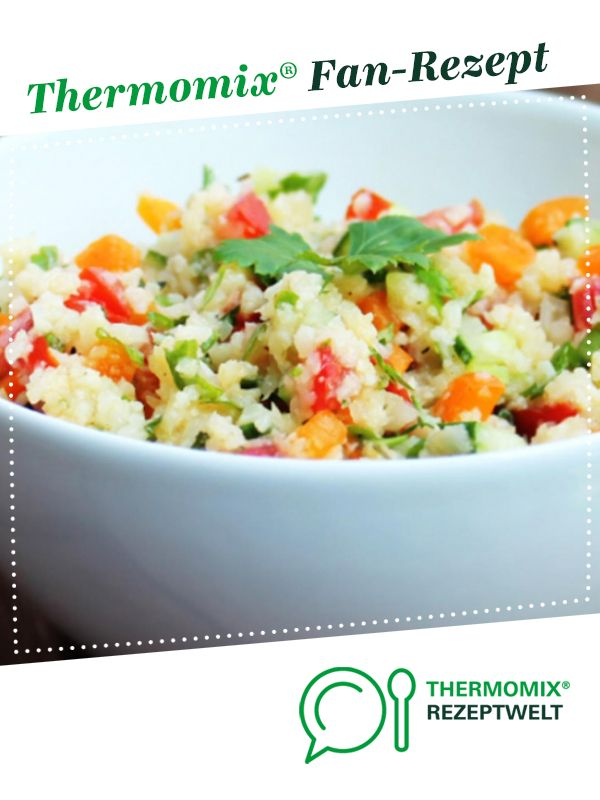 Photo of Cauliflower salad with sunflower seeds