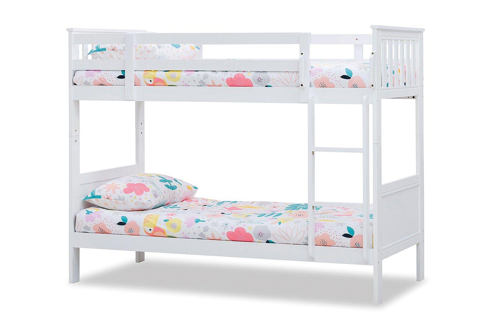 Captain Jack Double Bunk Bed Amart Furniture Bunk Bed Designs