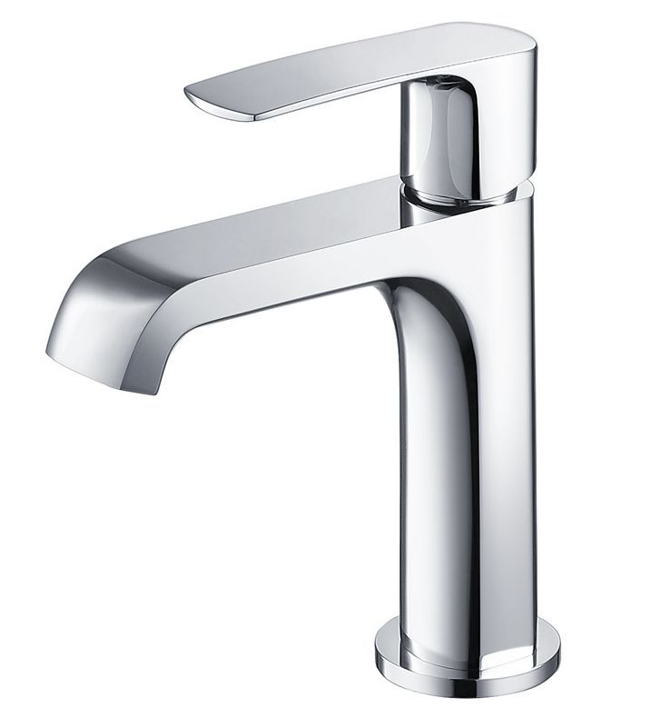 Fresca Fft3901 Tusciano Single Hole Bathroom Faucet With Mounting