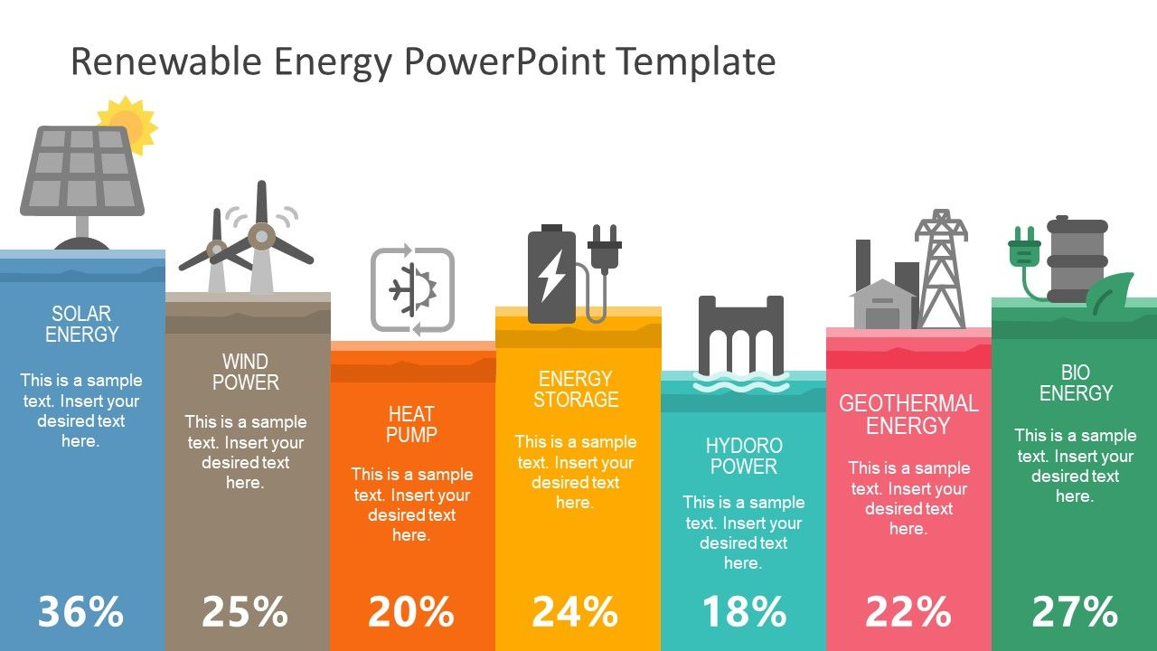 Renewable Energy Powerpoint Template With Images Energy