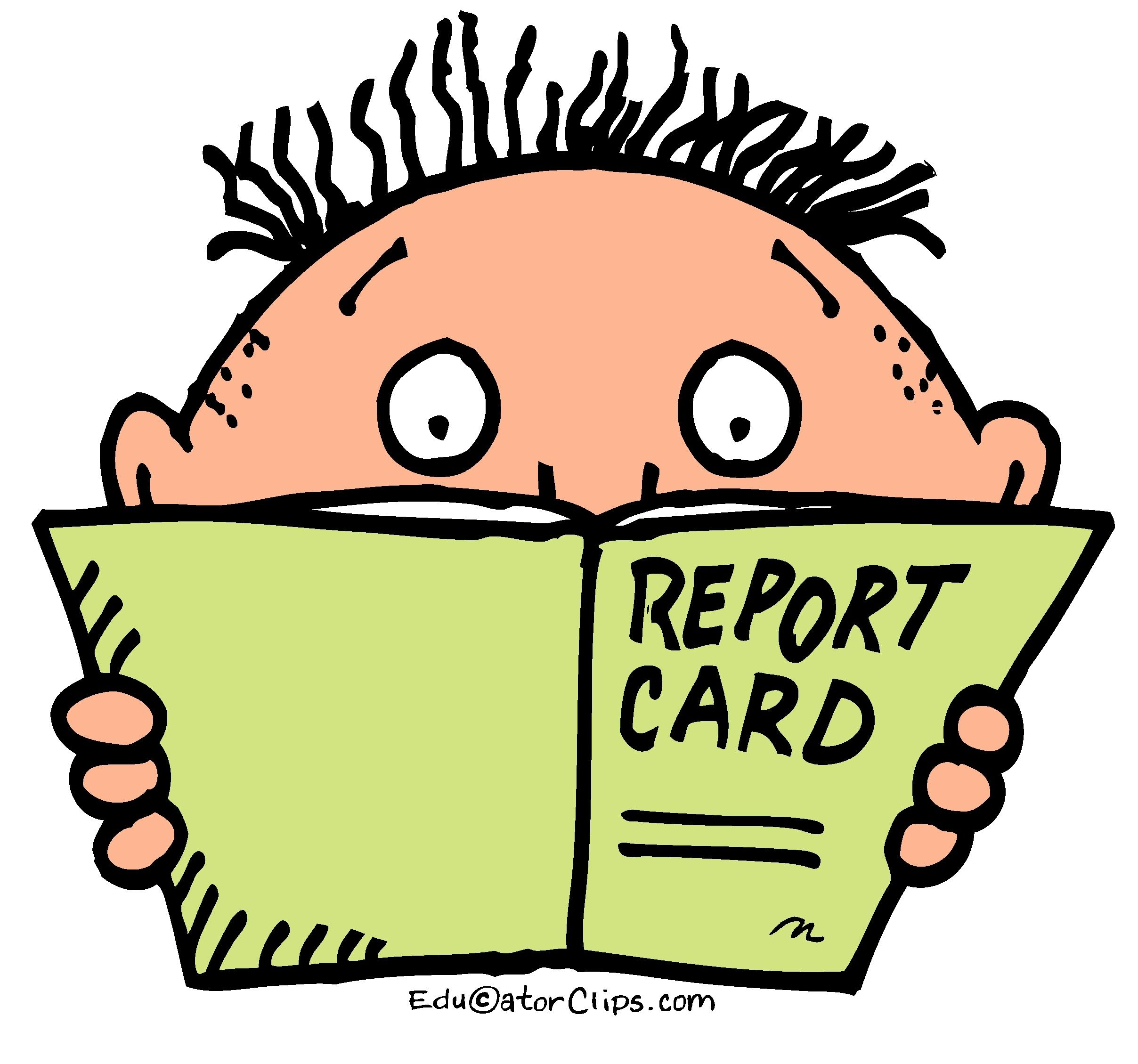 26++ Report card clipart free ideas