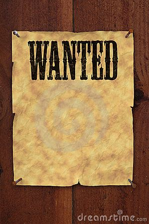 Free Old Western Wanted Posters Old western style wanted poster - create a wanted poster free