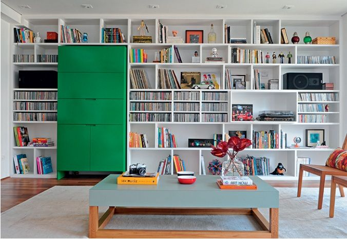Pin By Lucy Powell On Estantes Wall Bookshelves Bookshelves Built In Bookcase