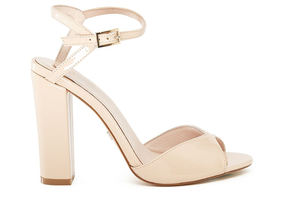 41 Super Stylish Block Heel Wedding Shoes That Will Keep You Comfy ...