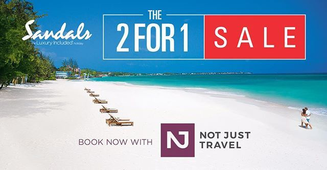 4b7428565c87 Experience amazing all-inclusive deals at any of the Sandals and Beaches  resort throughout the