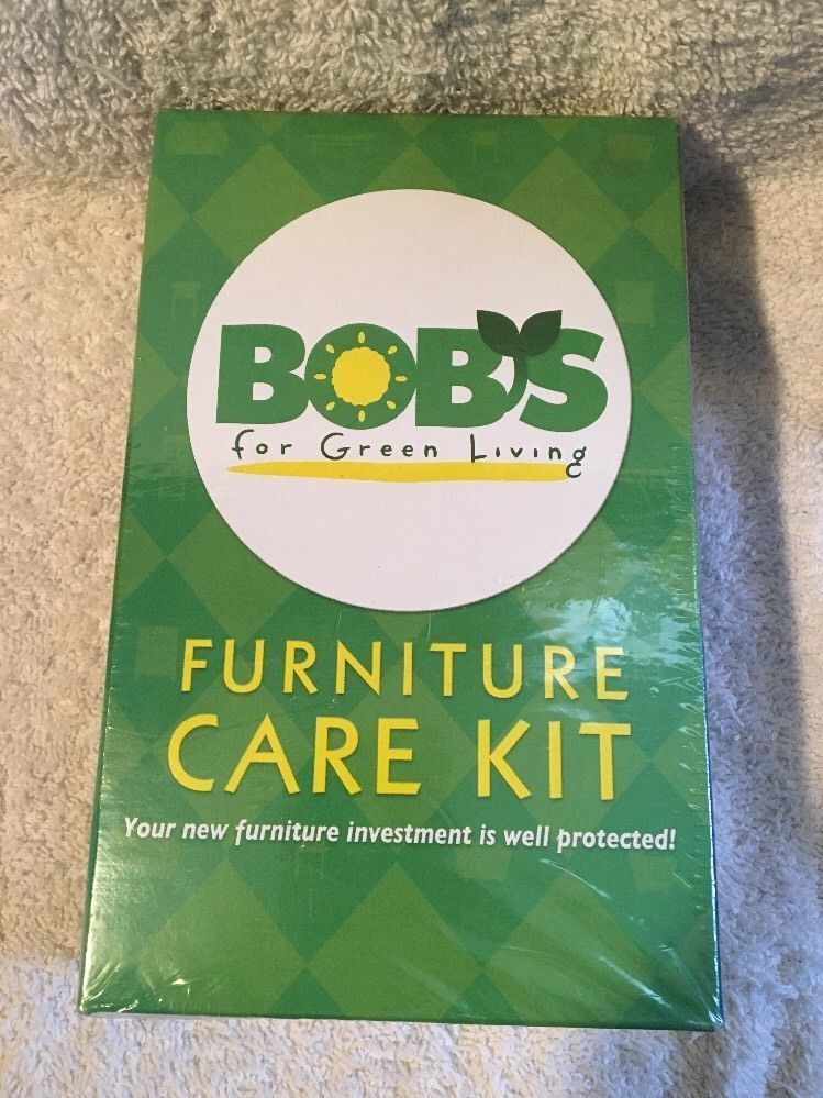 New Bob S Crypton Furniture Care Kit Upholstery Stain Remover