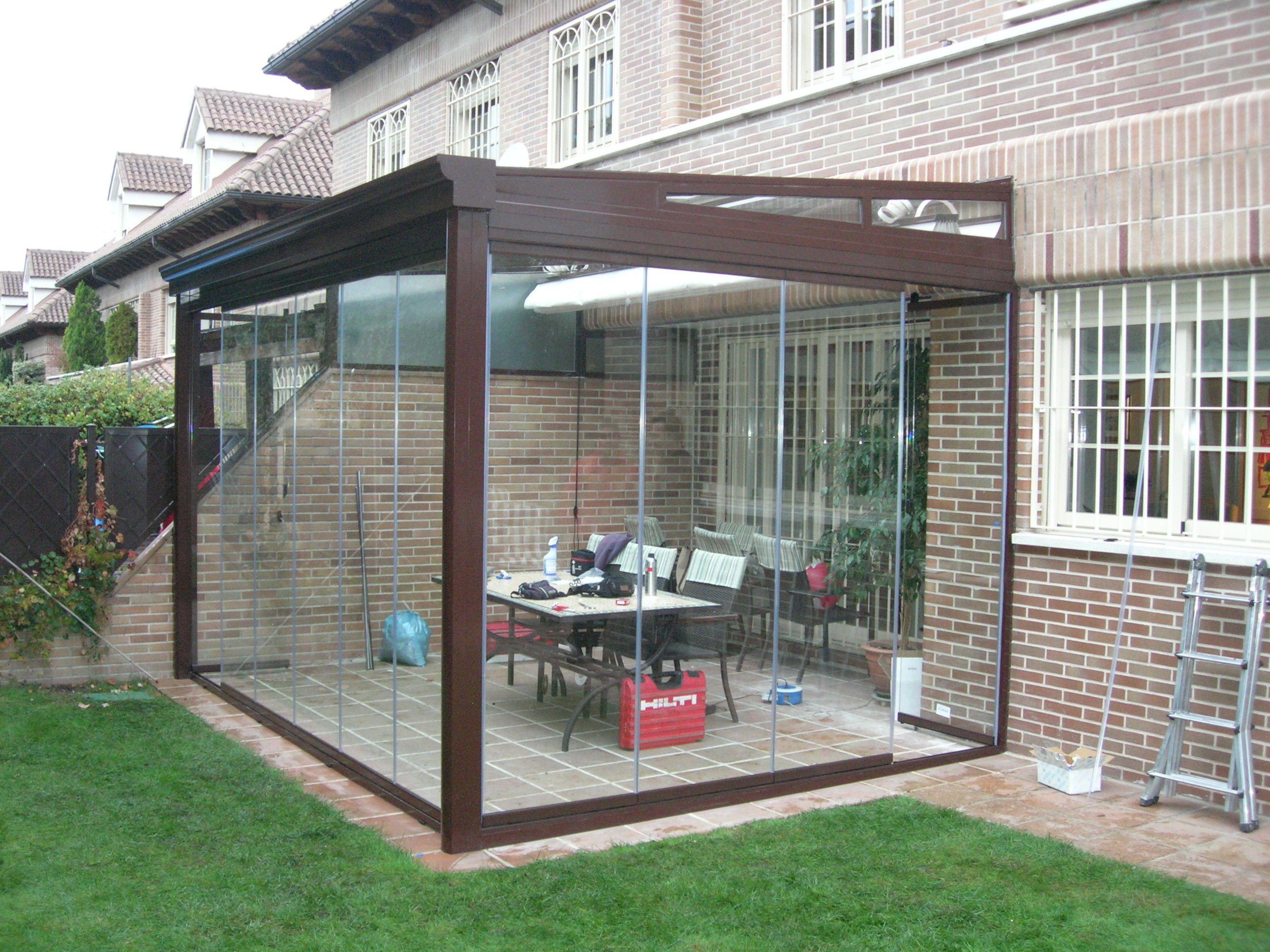 Archivo de la categor a cortina de cristal proyectos - Cortina para terraza ...