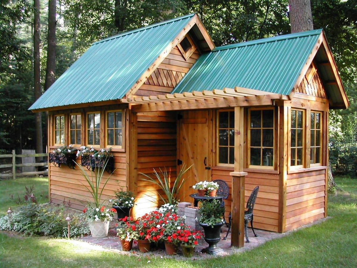 Yes please!   Sheds   Pinterest   Tiny houses and Backyard