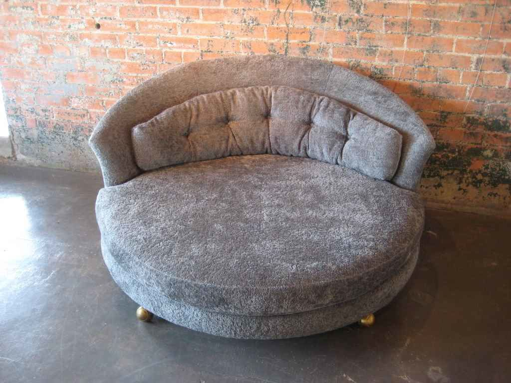 Great Large Round Lounge Chair At 1stdibs Big Round Chair Chairdsgn Big Lots  Chaise Lounge Cushions Big Awesome Design