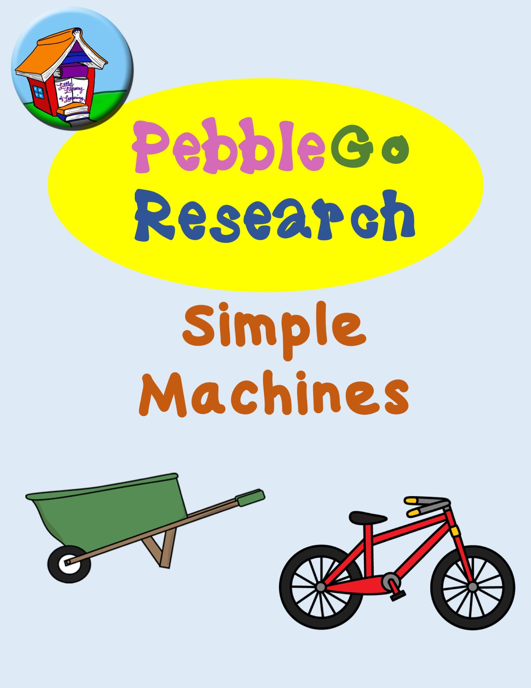 Pebblego Simple Machines Research