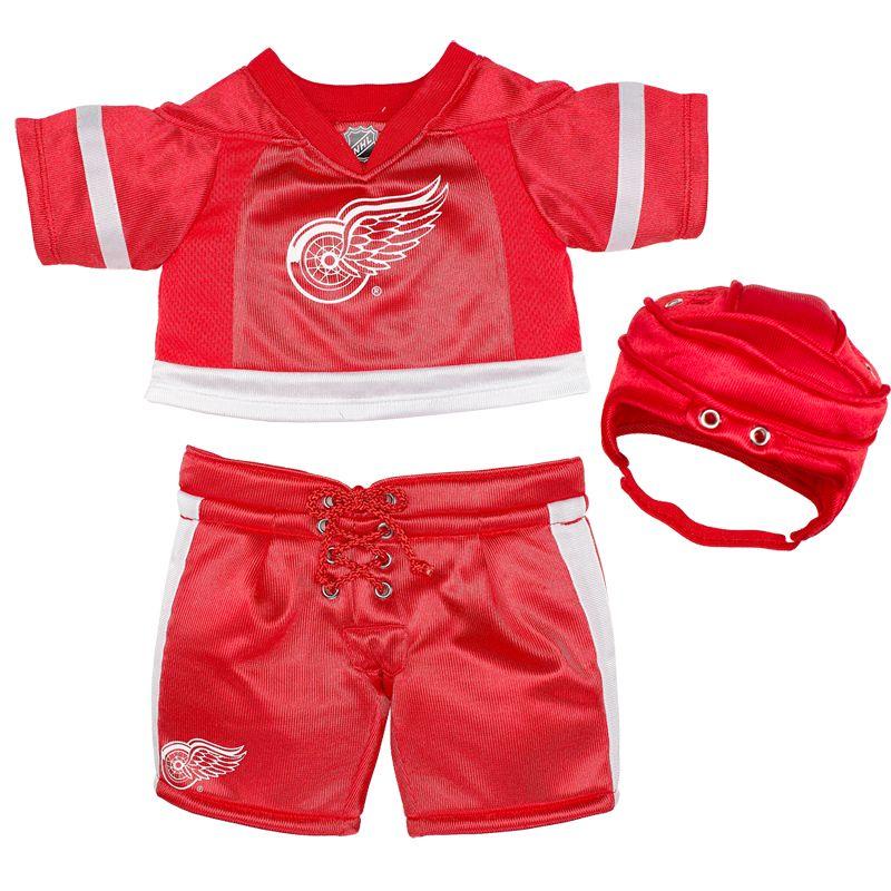 cheaper c83cc deb78 Detroit Red Wings® Uniform 3 pc. | Products | Detroit red ...