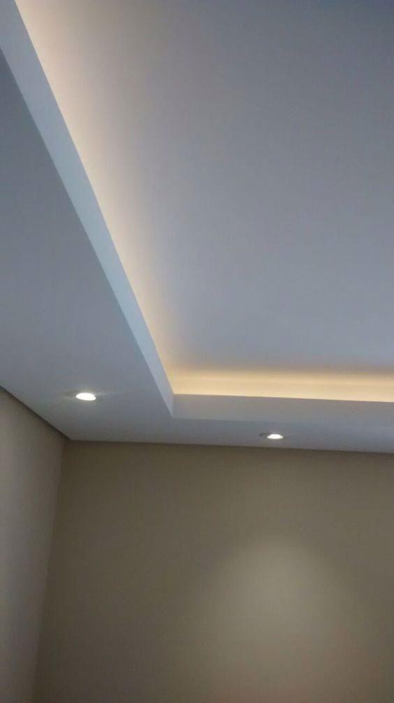 False Ceiling Lights Ideas false ceiling lounge living room designs.False Ceilin... - #ceiling #false #ideas #lights #lounge - #Genel #basementideas