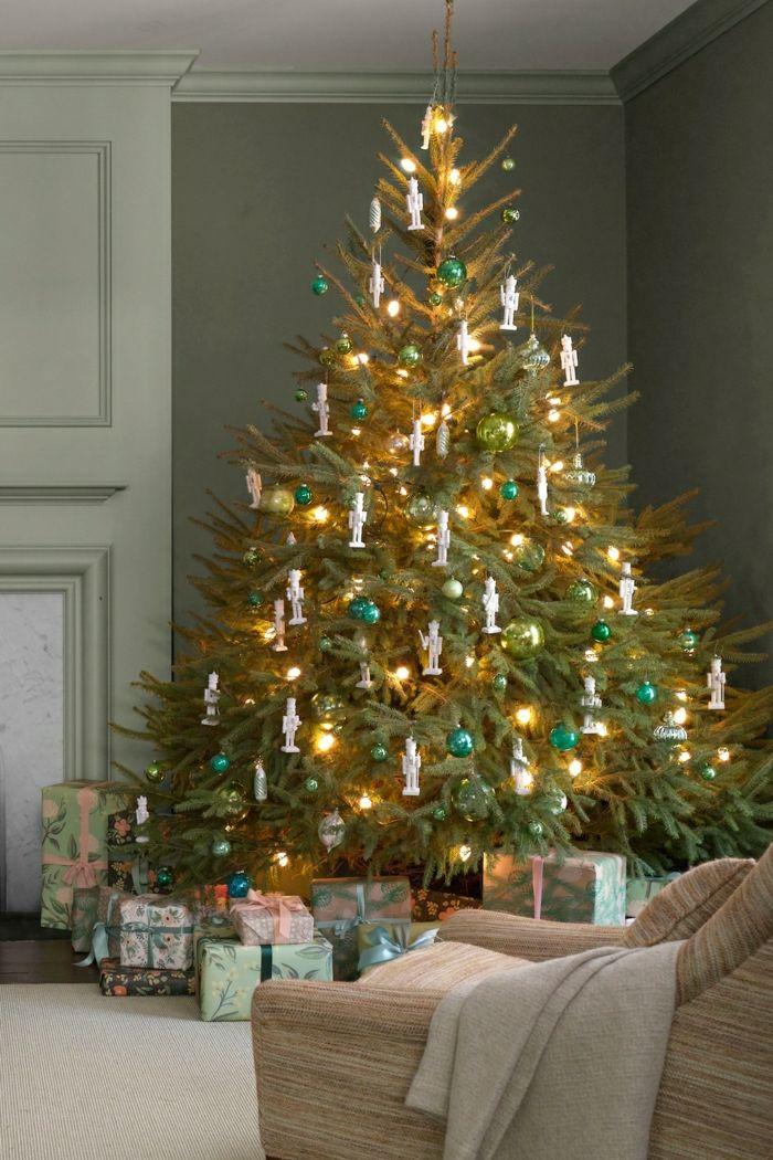 1001 Ideas Para Decorar Arbol De Navidad Con Mucha Clase - Decorar-arbol