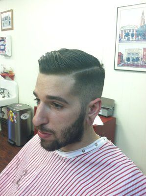 High and tight bover HAIR Pinterest