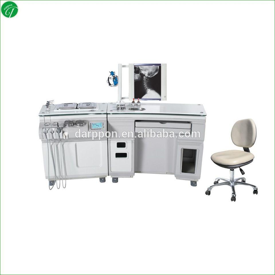 Surgical Instruments Doublestation Ent Diagnostic Set